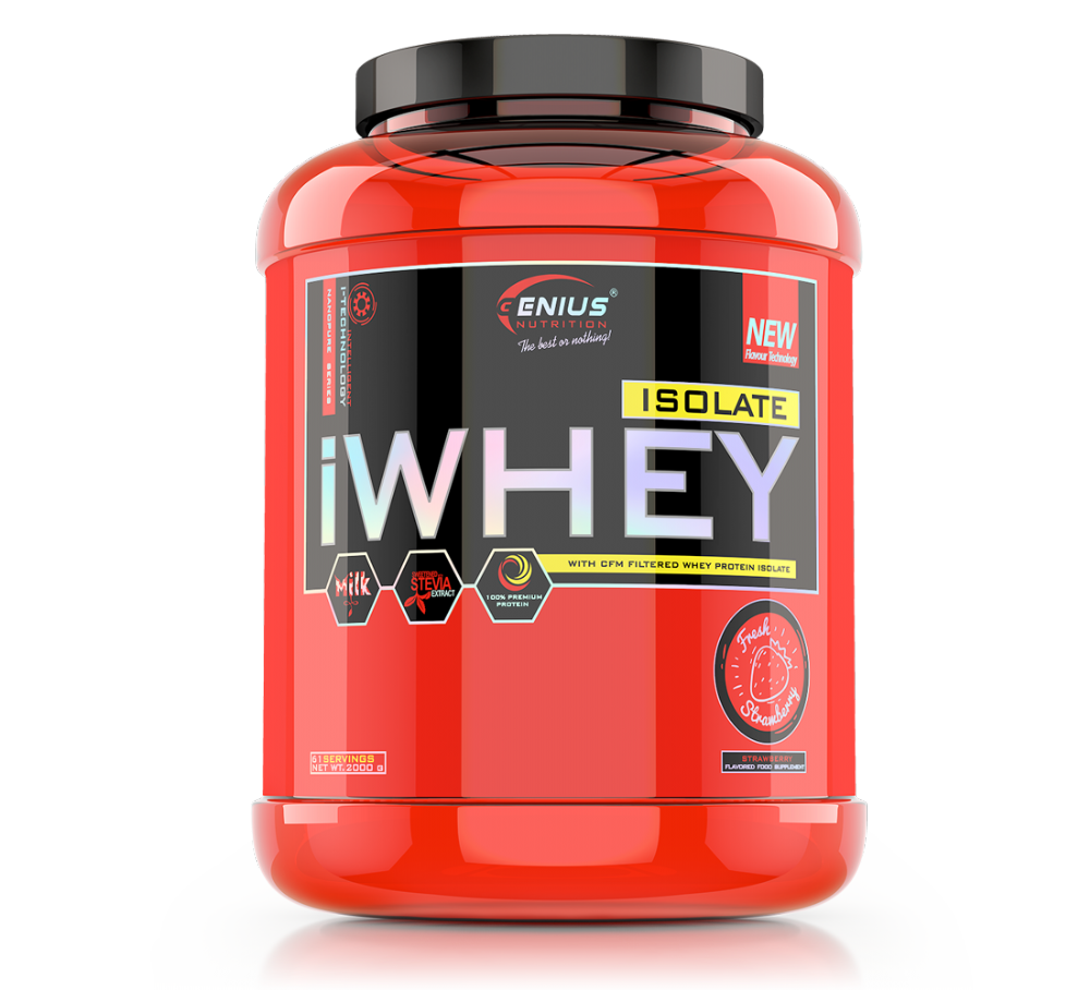 Genius Nutrition iWhey Isolate